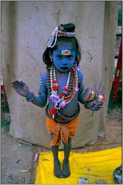 Индийские дети фото 11