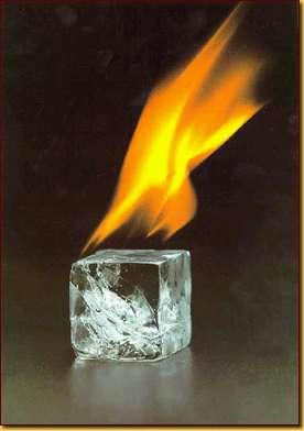 Мир говорят сгорит в огне