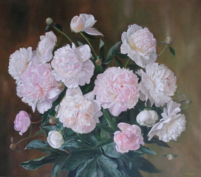Прекрасные цветы Андрея Ефремова.