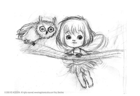 несложные рисунки простым карандашом:
