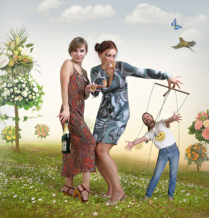 Epsilon Delta is a talented photographer based in St. Petersburg, Russia.  He have great talent in photo manipulation...