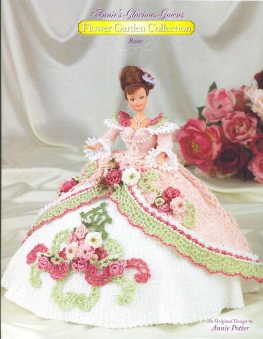 Эту красоту взяла на сайте Вяжем для кукол.АВТОР:nensi Cпасибо.Будем с детьми учиться вязать.Пока они увлеклись...