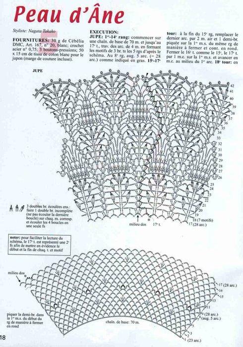 Интересные узоры для вязания спицами с описанием и схемами