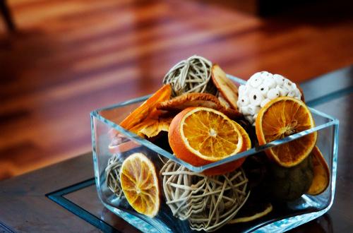 апельсинки для запаха