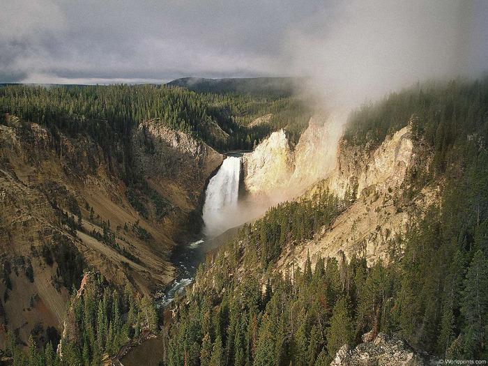 Большие водопады 5