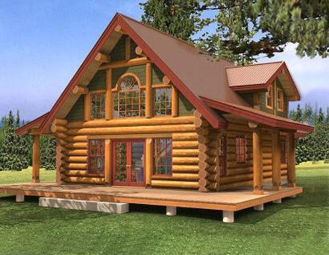 Строительство деревянных домов и бань.  Изготовление срубов. blockhouse...