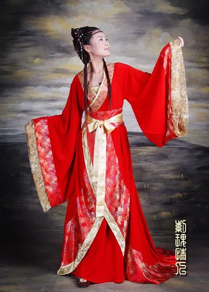 Китайская традиционная одежд