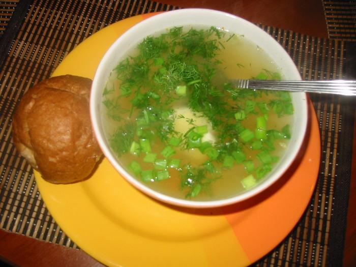 Как приготовить суп из консервы рецепт с фото