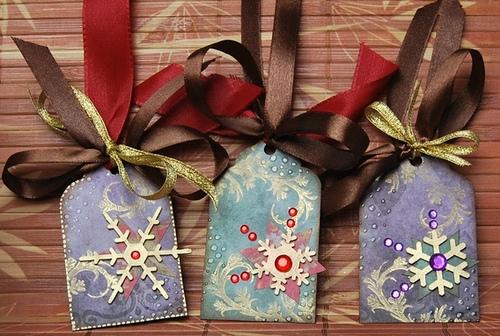Какой подарок подарить на рождество своими руками