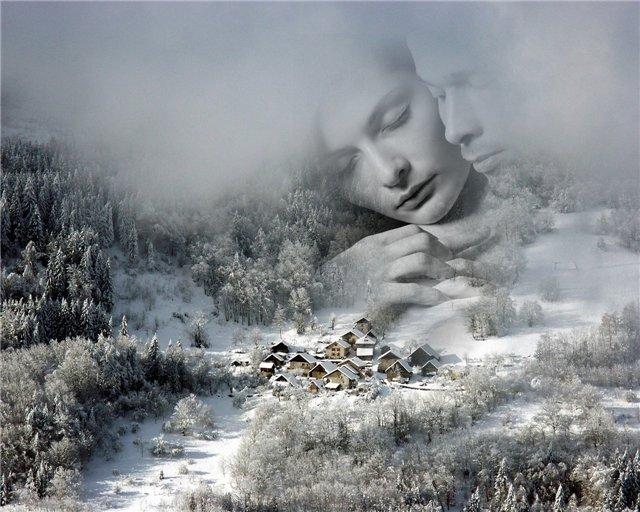 басков снегом белым слова: