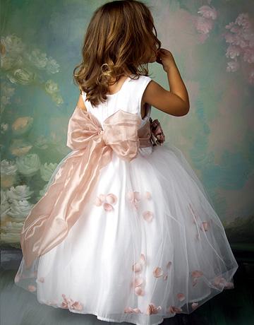 красивые детские платья фото.