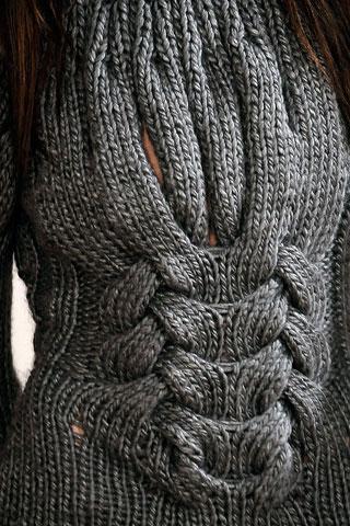Вязание есть также в разделах: схемы и рисунки вязания крючком и вязание модели 2012 года.