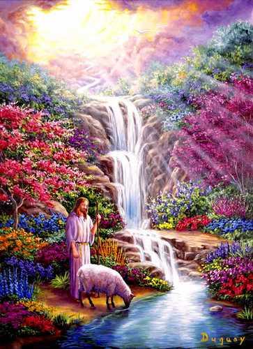 Иисус - фонтан жизни 52724166_1261406534_377956070