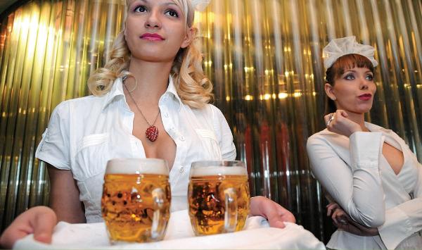 Пивняры, там с покон векофф пиво варили.  Мы там подвисаем...