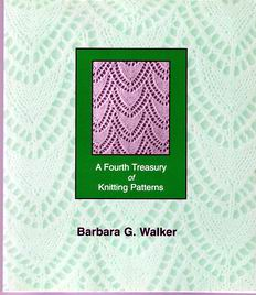 book cover for share_ebook A Fourth Treasury of Knitting Patterns