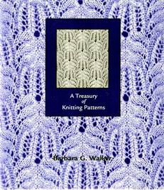 book cover for share_ebook A Treasury of Knitting Patterns