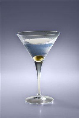 Рецепт Сухой мартини - Dry martini.