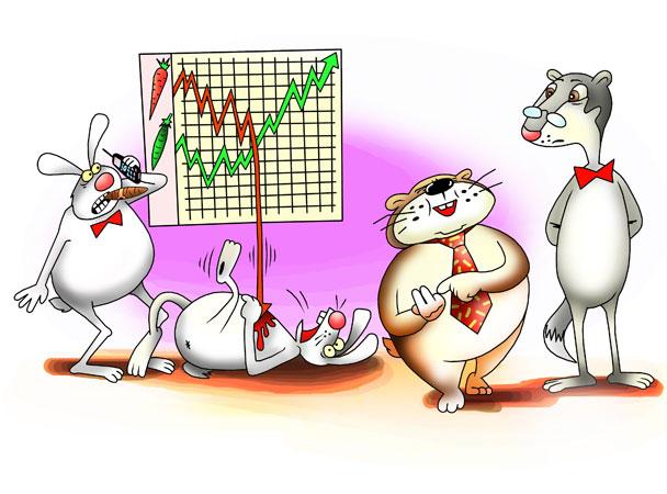 рисунки к теме кризис