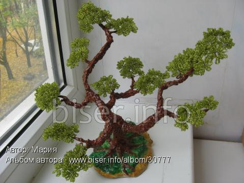 http://www.biser.info/albom/30777.  А вот такой великолепный сад живет в альбоме Ма- ша.  Живет это великолепие тут.