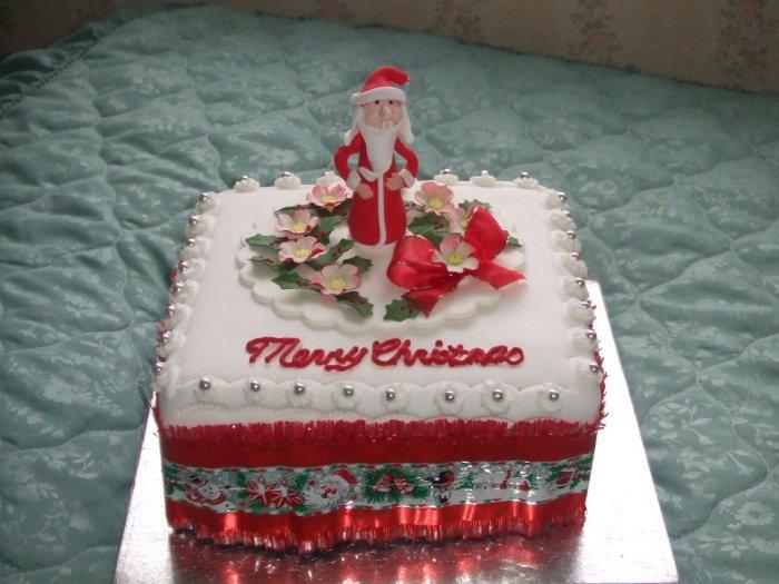 Красивые торты на Новый год! Рецепты