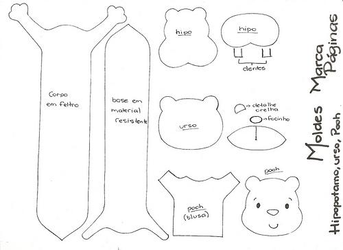 Чтобы ребенку было удобнее работать с учебниками можно сделать для него, вот такие, забавные закладки в форме...