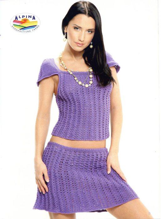 Вязание спицами схемы .  Кройка, шитье, вязание - способы и приемы.