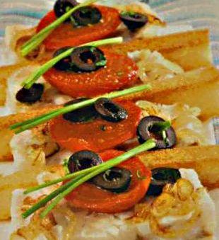 Бутерброды с фетаксой рецепты