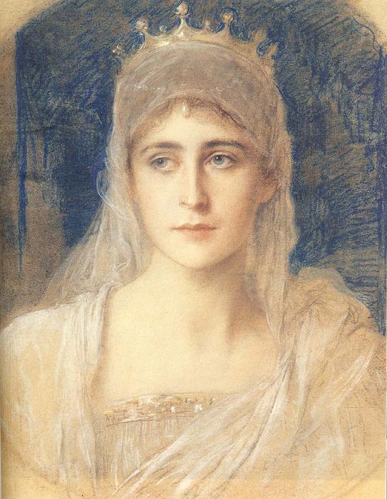 Марфо-Мариинская Обитель Вел.Кн.Елизаветы - 20 лет назад была прославлена в лике святых преподобномученица великая княгиня Елиса