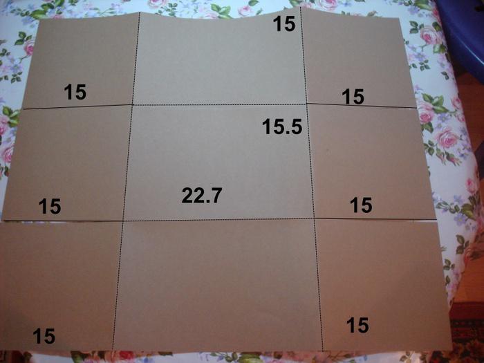Как сделать коробку оригами сердце 122