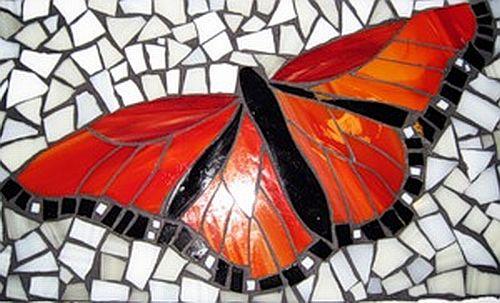 Стекло для мозаики своими руками