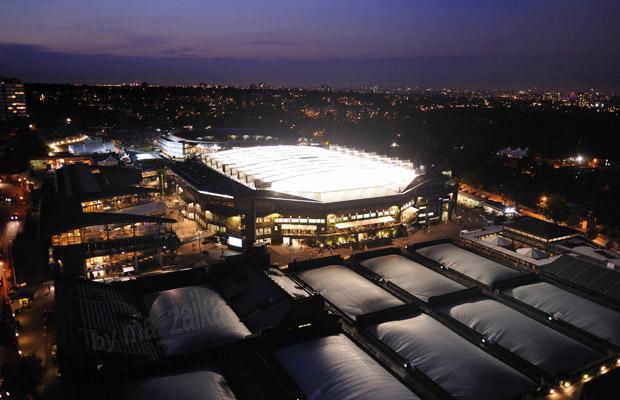 Ночные стадионы