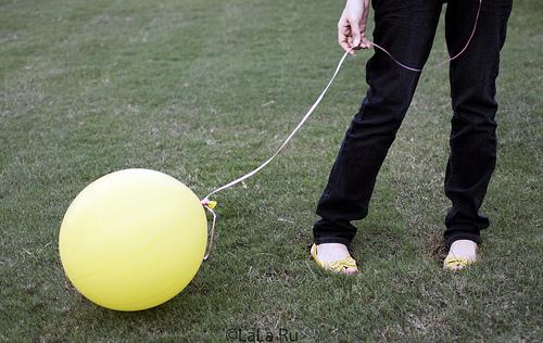 притяжение гравитация воздушный шар