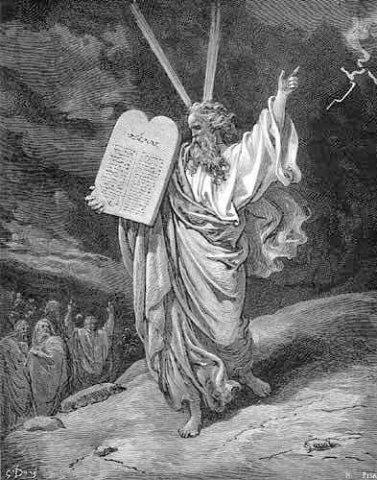 моисей дюрер