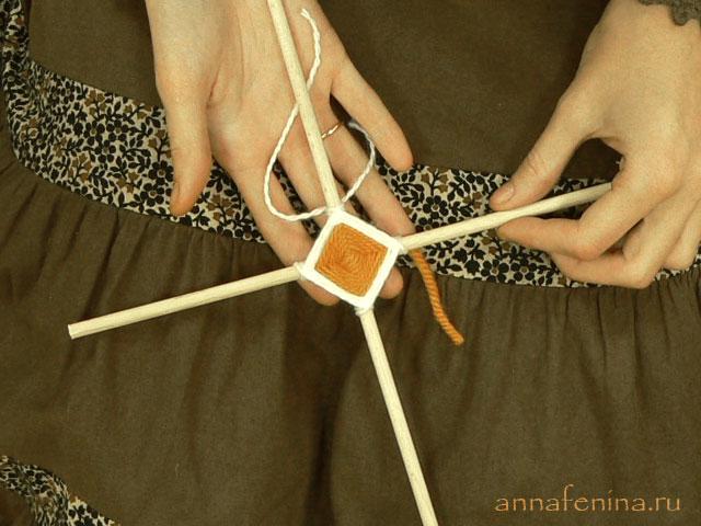 【转载】彩线·菱·缠绕 - 荷塘秀色 - 茶之韵