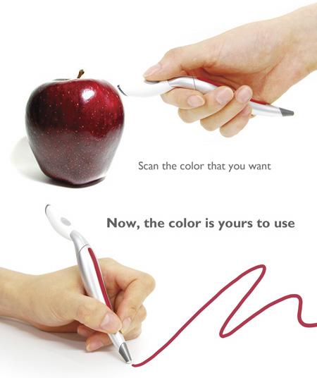 ручка, фоторучка, концепт ручка