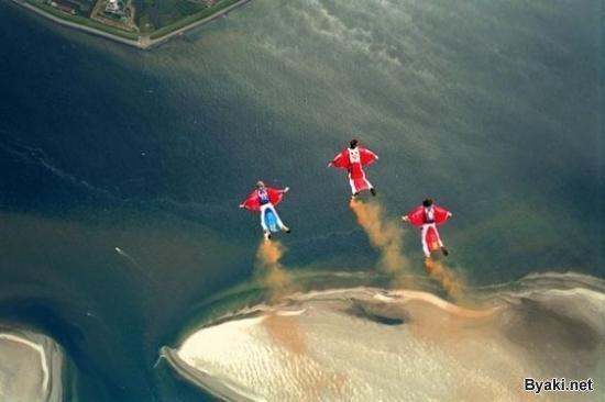 Скайдайвинг: А мне летать