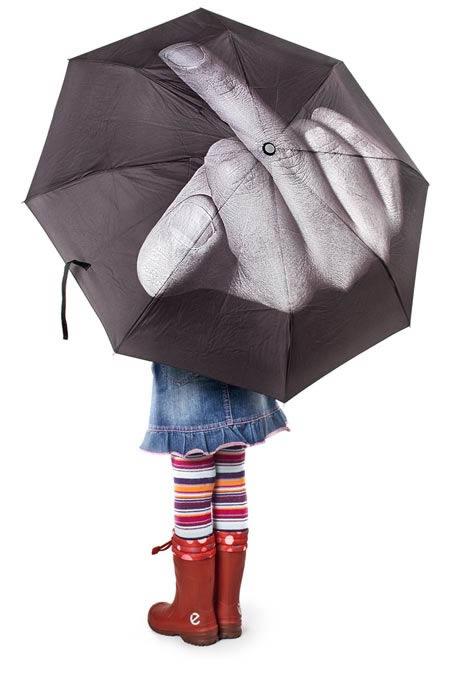 Оригинальный зонтик