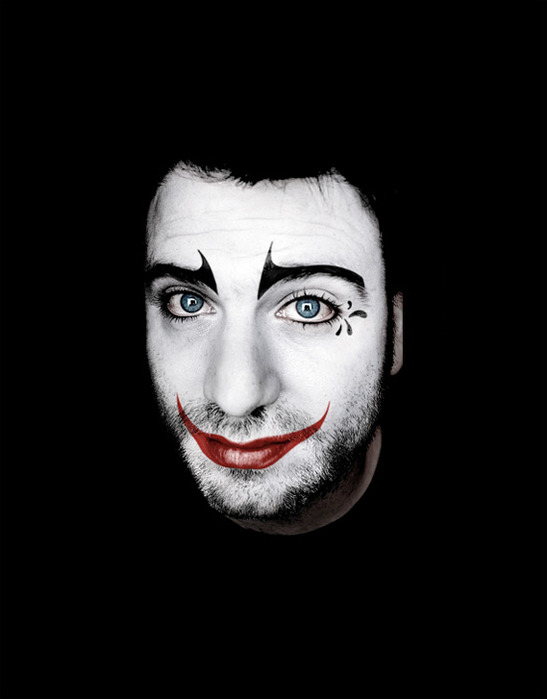 Портреты клоунов от Varialstudio
