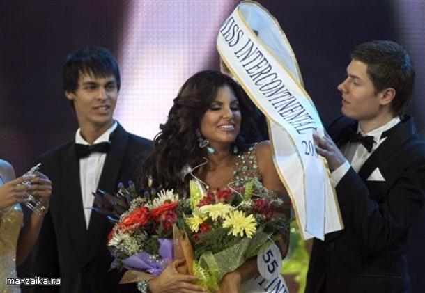 Мисс Интерконтиненталь 2009