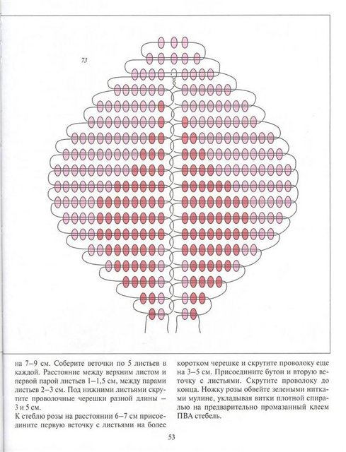 Часть 23 - Схема плетения