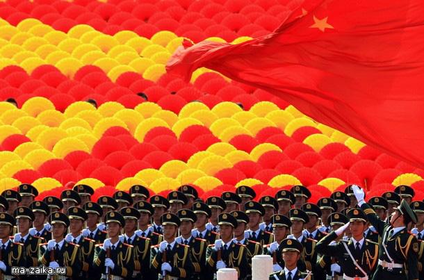 60-тие коммунистической партии Китая