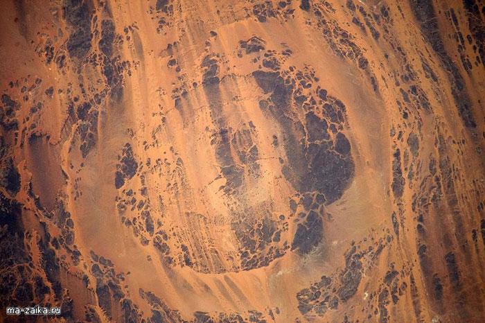 Земные кратеры