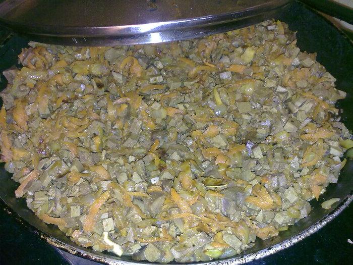 Как приготовить ливер домашний – рецепт сытного и