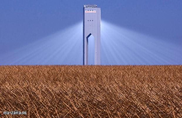 Новая солнечная электростанция, Андалусия