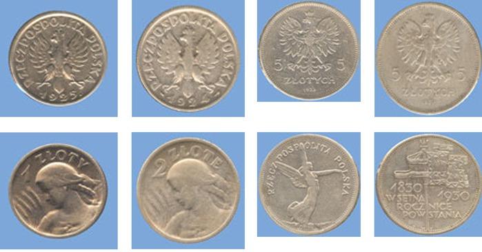 Монеты польские 1923 статьи о деньгах