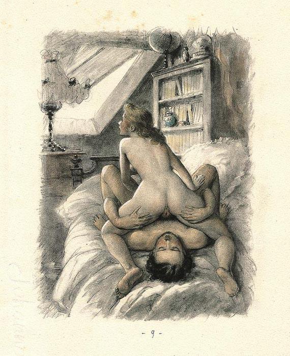 Порнографические иллюстрации