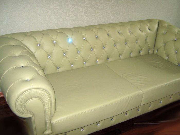 бриллиантовый диван