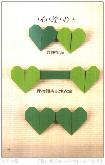 Два сердечка.