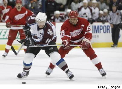 ice hockey checking clinics nj