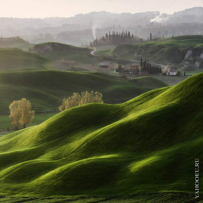 Пейзаж: MARKIN SACHA